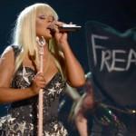 Christina Aguilera AMAS