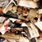 torn magazines